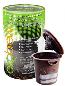 picture of 2-pk Ekobrew Refillable K-Cup Sale