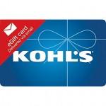 kohls discounted gift card