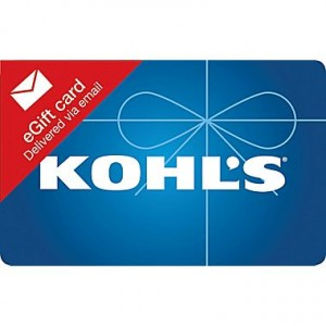kohls discounted gift card