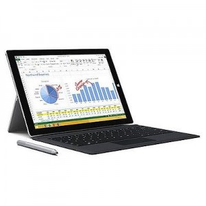 picture of Microsoft Surface Pro 3, Free $100 Gift Card - Extra 10% off for .edu