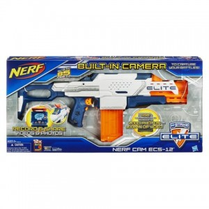 picture of NERF N-Strike Elite Cam Blaster Sale (Built in Camera)