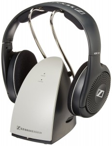 picture of Sennheiser RS120 Wireless On-Ear Headphone Sale