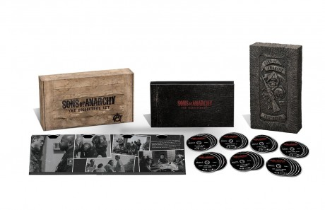 picture of Sons of Anarchy: Seasons 1-6 on DVD or Blu-ray Sale