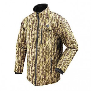 picture of Craftsman Camo Heated Jacket