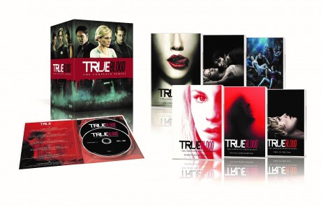 picture of True Blood Complete Series on Blu-ray or DVD Sale