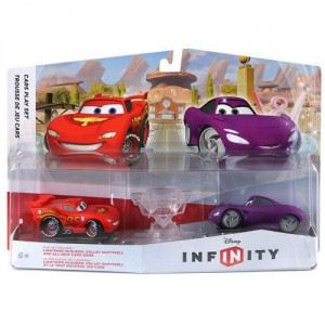 picture of Disney Infinity Figure Cars Play Set Sale