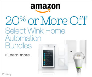 picture of 20% or more Off Wink Home Automation Bundles