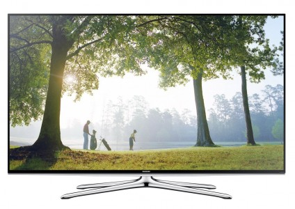 picture of Samsung 50 in. 50H6350 120Hz 1080p LED Smart HDTV  Sale
