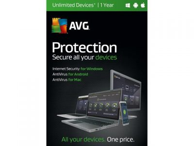 picture of Free AVG Protection 2017 Unlimited Devices