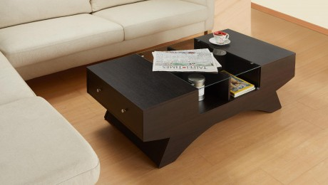 picture of Drexa Glass Coffee Table Sale
