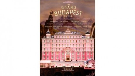 picture of Grand Budapest Hotel DVD, Blu-Ray Sale