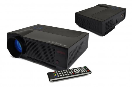 picture of Favi Home-Theater LCD HD Projector Sale
