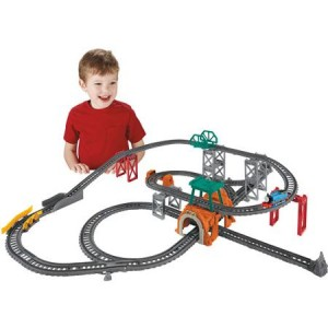 picture of Fisher-Price Thomas & Friends TrackMaster 5-in-1 Track Builder Set Sale