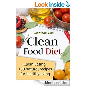 picture of Free Clean Food Diet eBook