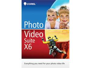 picture of Free Corel Photo & Video Suite X6 Software