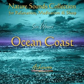 picture of Free Nature Sounds MP3 Collection: Sea Waves, Vol. 1 (Ocean Coast)