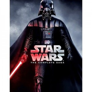 Star Wars Complete Saga Blu-Ray Sale
