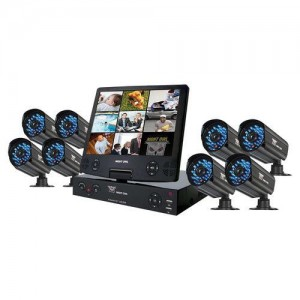 picture of Night Owl 8 Camera DVR Security System 1 Day Sale