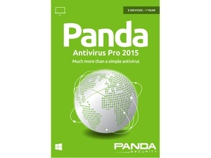 picture of Panda Security Antivirus 2015 3 PCs Free