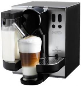 picture of Nespresso De'Longhi Lattissima Single-Serve Machine Sale