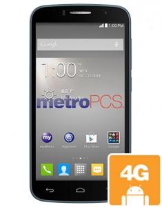 $49 4G Metro PCS Prepaid Smartphones