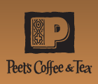 50% off Beverages at Peet's Coffee