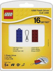 picture of PNY LEGO 16GB USB 2.0 Flash Drive Sale