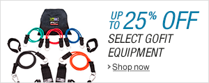 picture of Up to 25% Off Select GoFit Fitness Equipment
