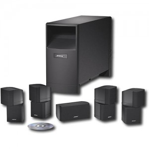 picture of Bose Acoustimass Home Theater Speaker System Sale