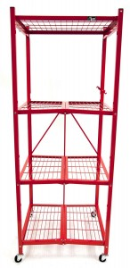 picture of Origami Heavy Duty Foldable Square Rack 1-Day Sale