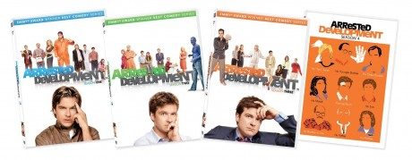 picture of Arrested Development: Seasons 1-4 One Day Sale