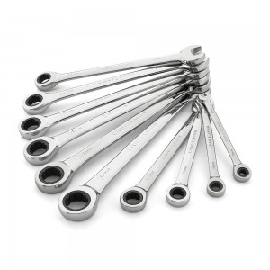 picture of Craftsman 10-Piece Wrench Set Metric or Standard 60% Off