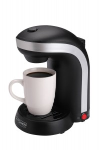 picture of Kitchen Selectives 1-Cup Single Serve Drip Coffee Maker Sale