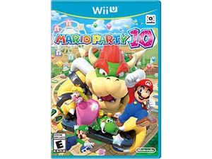 picture of Mario Party 10 Wii U Sale