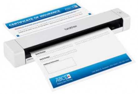 picture of Brother DSmobile DS620 Compact Color Scanner Sale