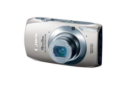 picture of Canon PowerShot ELPH 500 HS 12MP Digital Camera Sale