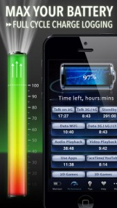 picture of Free Battery Life Magic Pro: The Battery Saver iOS App