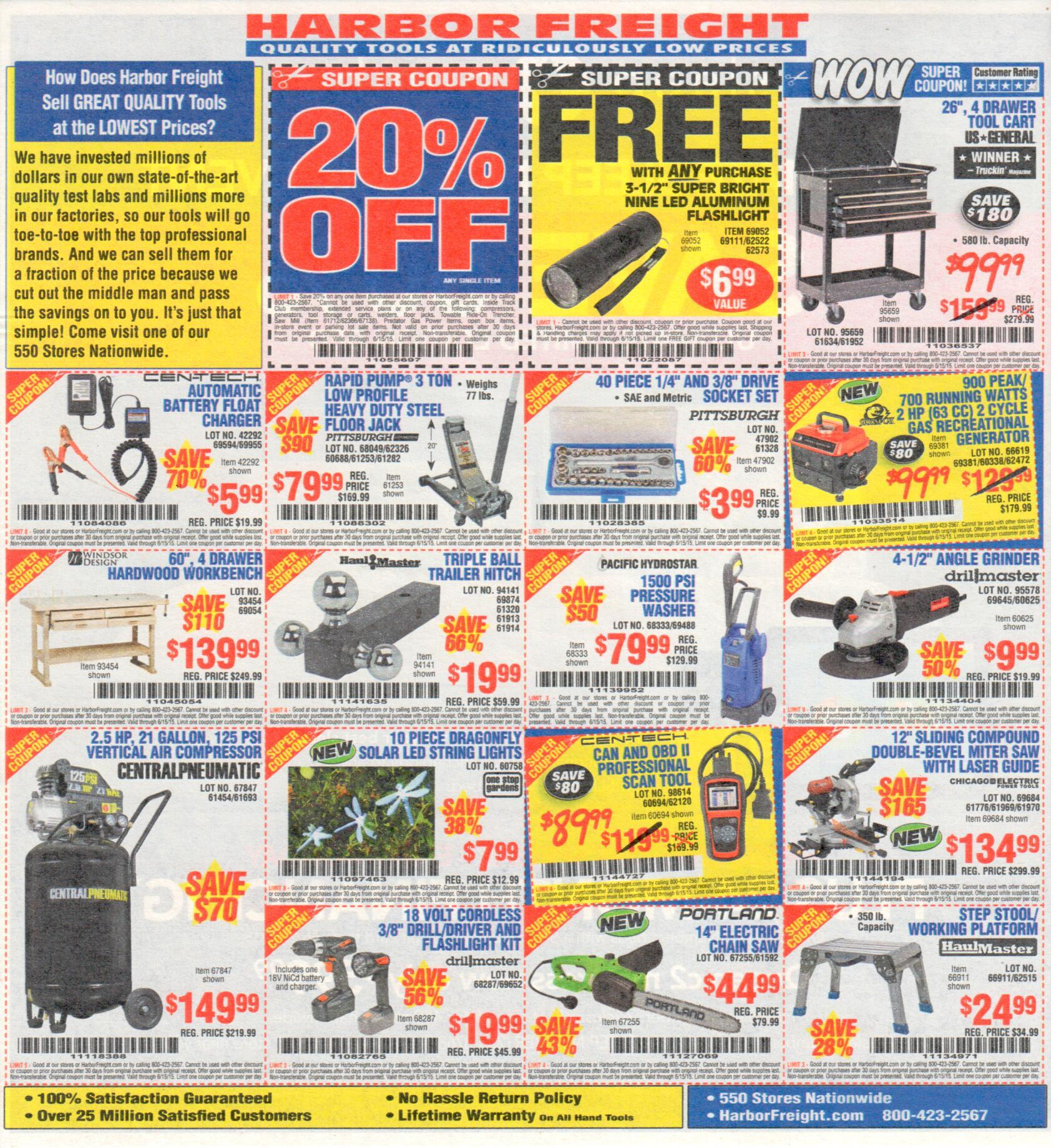 Discount marine supplies coupon