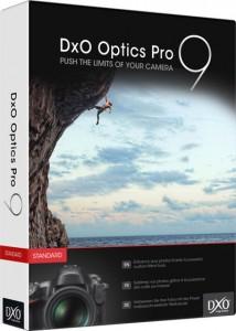 picture of Free DxO Optics Pro 8 Digital Photo Software