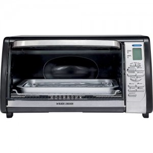 picture of Black and Decker Digital Convection Oven Sale