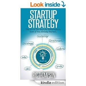 picture of Free Startup Strategy eBook