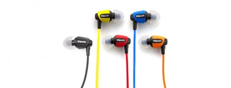 picture of Klipsch S4i Rugged In-Ear Noise-Isolating Headphone Sale
