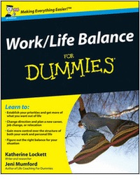 picture of Free Work-Life Balance for Dummies eBook