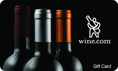 picture of $50 Wine.com Gift Card for $40 - Email Delivery
