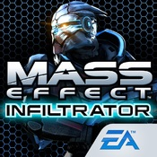 picture of Free Mass Effect Infiltrator iOS Game