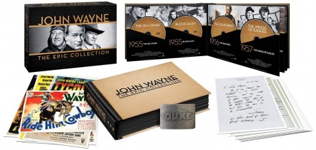 picture of John Wayne: The Epic Collection DVD Sale