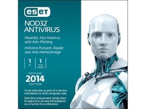 picture of ESET NOD32 Antivirus 2014 (1 PC) Sale