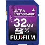 picture of Fujifilm 32GB SDHC Class 10 Memory Card Sale