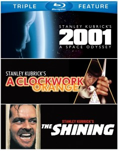 picture of Stanley Kubrick Triple Feature Blu-ray Sale