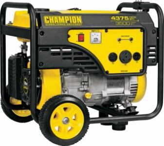 picture of Champion 4375 Watt Generator Weekender Next Gen Sale